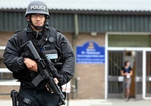 В Англии задержан преступник, объявивший войну полиции