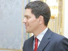 Милибэнд: Украину могут присоединить к ПДЧ до декабря
