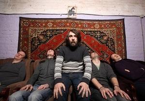 Новая группа Сергея Шнурова презентует дебютный альбом