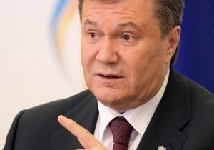 Янукович обратился к главам западных областей: Нельзя так безбожно воровать