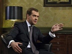 Медведев пообщался с россиянами