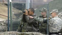 Обама предупредил КНДР об опасности запусков ракет