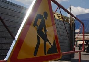 Киевавтодор внес изменения в движение автотранспорта в столице