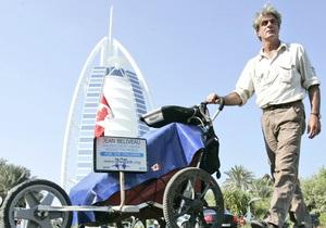 Канадец завершил 11-летнее пешее путешествие по миру