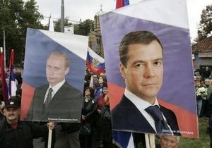 Медведев: Мы с Путиным не должны идти на выборы одновременно