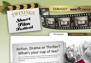 Британцы организовали фестиваль короткометражек о чае