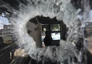 В Одесской области дом журналиста забросали коктейлями Молотова