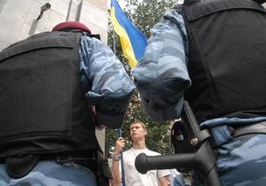 В милицию поступило 3,7 тысяч сообщений о нарушениях в ходе выборов