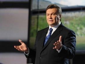 Янукович: Вакарчук осуществляет политику  насильственной украинизации