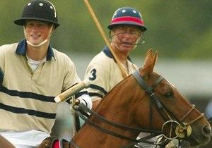 Британские защитники животных обвиняют принца Гарри в жестоком обращении с лошадьми