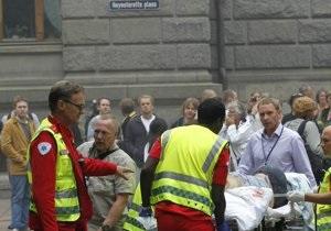 Стрельба под Осло: число жертв растет