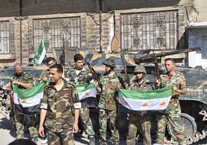 NYT:Авиакомпании под флагом Украины содействовали в транспортировке оружия в Сирию