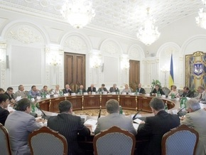 СНБО объяснил, что именно Украина продавала Грузии во время конфликта в Южной Осетии