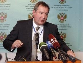 Рогозин: Россия будет жестко вести дискуссию с НАТО