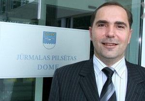 Мэр Юрмалы задержан по подозрению в коррупции