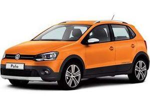 Легкий кросс. Тест-драйв Volkswagen Cross Polo