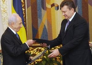 Президент Израиля похвалил Украину за разумную политику в отношении арабских стран