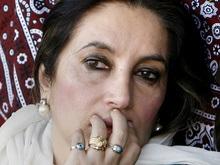 Фотогалерея: Жизнь и смерть Беназир Бхутто