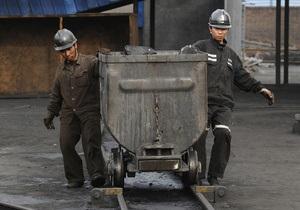 В китайской шахте произошел взрыв газа: под землей остаются около 100 человек