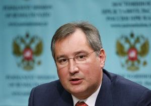 Рогозин: Украина чрезвычайно далека от перспективы участия в НАТО