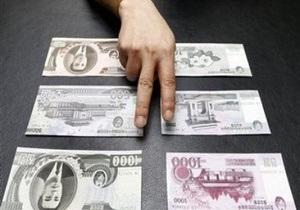 КНДР ввела смертную казнь за валютные операции