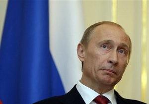 Путин допускает, что Россия может вступить в ВТО уже в 2011 году