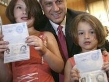 В Косово начали выдачу собственных паспортов