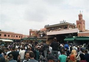 В Марокко в популярном среди туристов кафе прогремел взрыв: десять погибших
