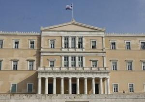 В Греции назначен глава временного правительства