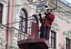 В центре Одессы из-за аварии пропало электричество