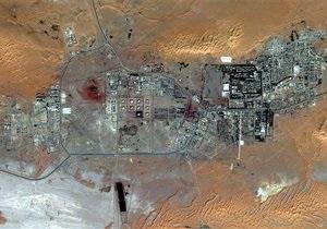 В Алжире задержаны террористы, захватившие заложников у газового месторождения