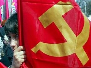 Компартия объявила о начале массовых акций против Ющенко
