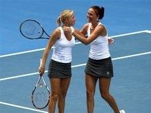 Теннис: Сестры Бондаренко стартовали с победы в Антверпене