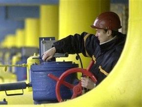 Закачка газа в ПГХ идет по графику - Минтопэнерго