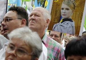 Новая Газета: Тимошенко попала в СИЗО. Янукович - в ловушку