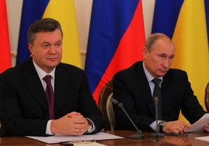 НГ: Янукович собрался в Москву