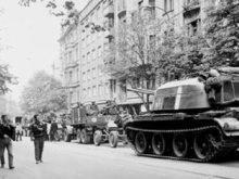 Сегодня - 40 лет со дня вторжения советских войск в Чехословакию
