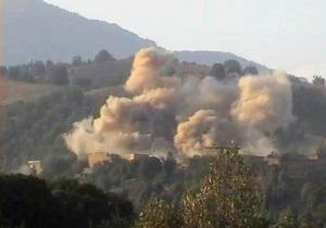 Американская авиация нанесла удар по Пакистану