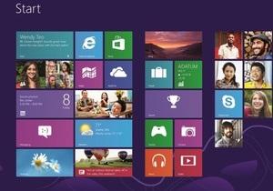 Microsoft продала 4 млн копий Windows 8 за четыре дня