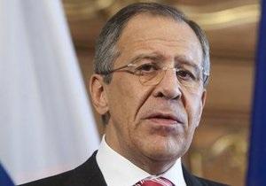 Лавров: Москва не стремится загнать Киев в угол