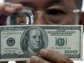 В Украине растет стоимость продажи доллара населению