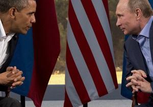 Путин считает Обаму слабаком - Die Welt