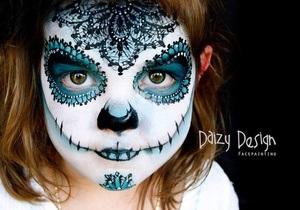 Зомби и тролли: новозеландская художница превращает детей в монстров