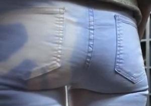 Naked & Famous выпустили джинсы, меняющие цвет от температуры тела