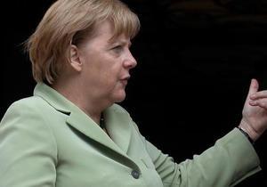 Меркель: Евро - это больше чем валюта