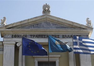 Греция возьмет в долг еще три миллиарда евро, чтобы погасить займы, взятые ранее