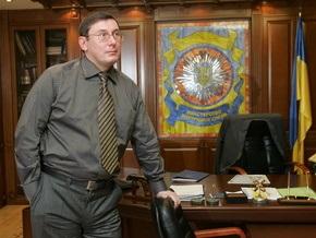 Луценко готов остаться министром внутренних дел