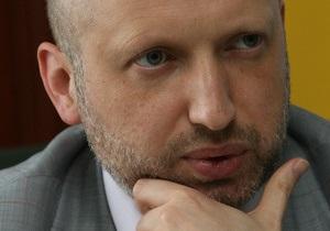 Турчинов заявил, что регионалы боятся Тимошенко