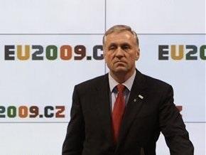 Газовый спор: в Украину едет премьер Чехии