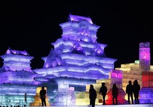 Фотогалерея: Ледяное царство. Фестиваль льда и снега в Китае